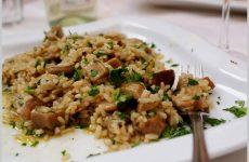 Come fare il risotto ai funghi perfetto