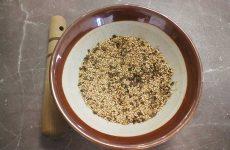 Gomasio fatto in casa | La Sanamente Cucina Naturale