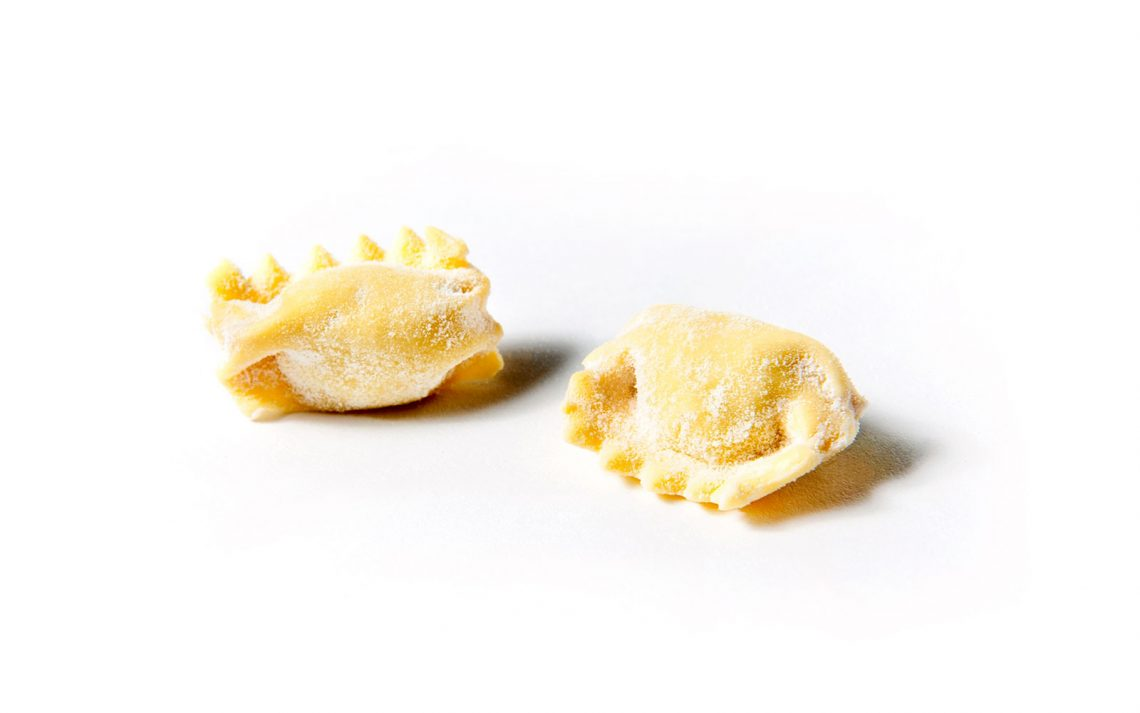 Il Plin di Vicciola® del Pastificio Bolognese Muzzarelli