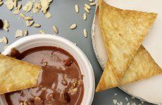 La ricetta dell'hummus al cioccolato