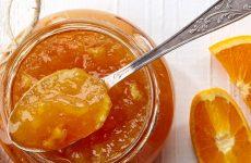 Marmellata con arance amare e bucce per una tisana calmante