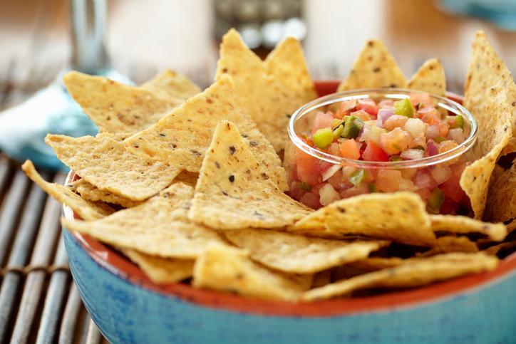 Un nachos tira l'altro (specialmente se li abbiamo fatti noi)