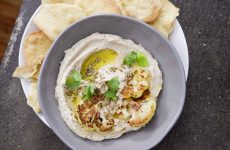 Hummus di cavolfiori arrosto - gnambox.com