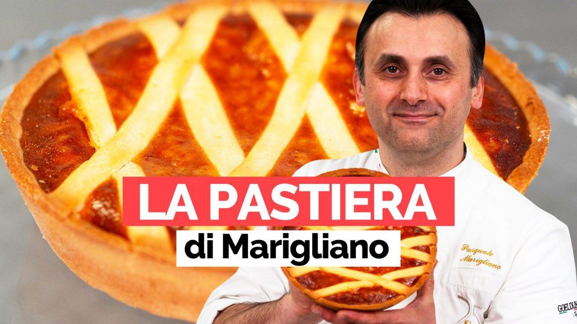 La video ricetta della Pastiera Napoletana di Pasquale Marigliano