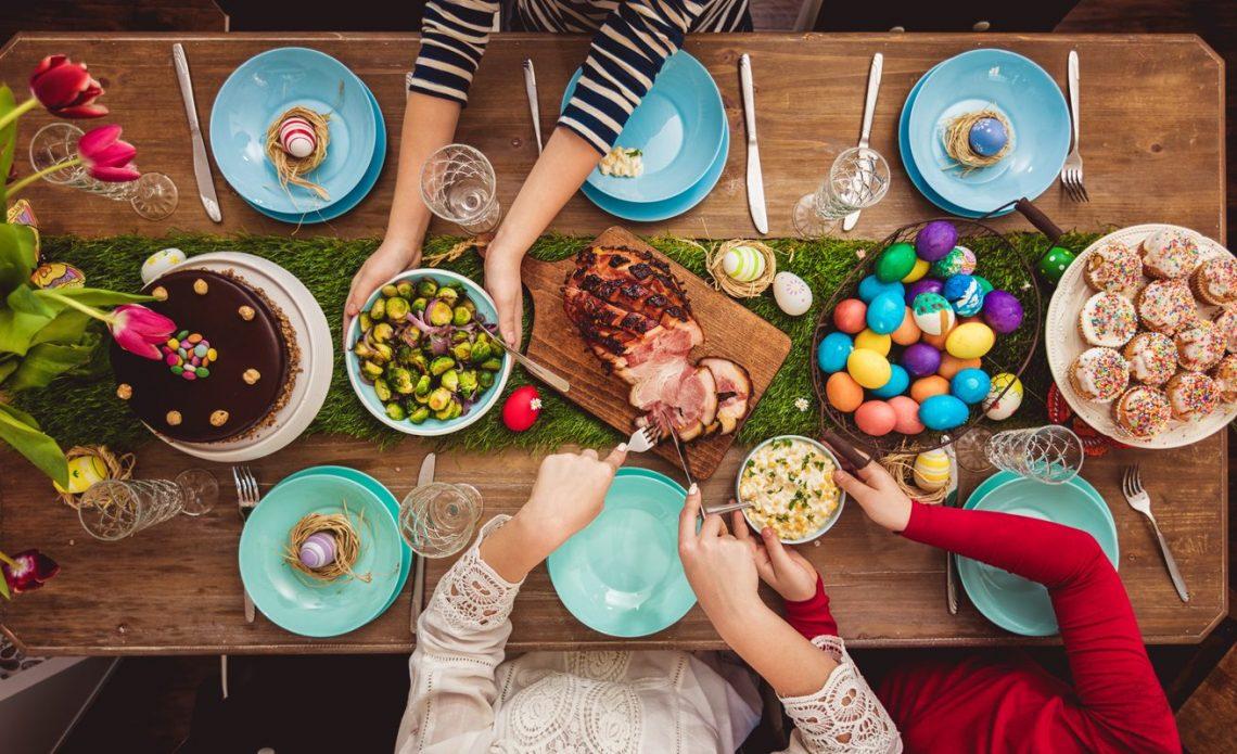 come riciclare i piatti delle feste