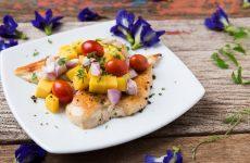 la ricetta del secondo piatto esotico e colorato