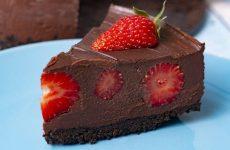 la ricetta della torta deliziosa senza cottura