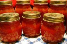 conserva di pomodoro
